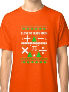 Math Fun T-shirt Classic T-Shirt