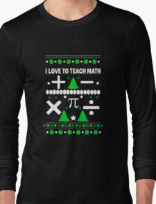 Math Fun T-shirt Long Sleeve T-Shirt