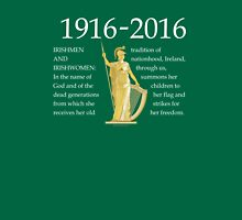 Irish 1916 Proclamation Centenary Unisex T-Shirt