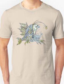 Creative Anglerfish Illustration Unisex T-Shirt