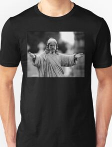 With Open Arms Unisex T-Shirt