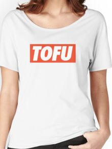 TOFU Women's Relaxed Fit T-Shirt