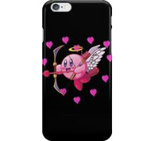 cupid kirby iPhone Case/Skin