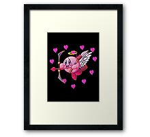 cupid kirby Framed Print