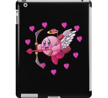 cupid kirby iPad Case/Skin