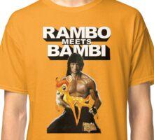 Hercules Returns - Rambo meets Bambi Classic T-Shirt