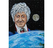 Third Doctor (Jon Pertwee) Photographic Print