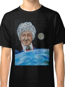 Third Doctor (Jon Pertwee) Classic T-Shirt