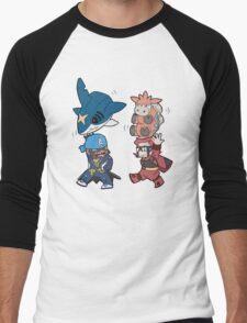 Running with Scissors - Unnecessarily Shippy ver. Men's Baseball ¾ T-Shirt