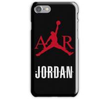 M Jordan air iPhone Case/Skin