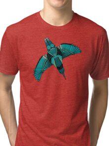steampunk towers Tri-blend T-Shirt