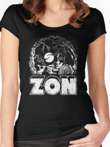 Rip Zon Women's Fitted Scoop T-Shirt