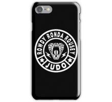 Rowdy Judo iPhone Case/Skin