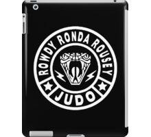 Rowdy Judo iPad Case/Skin