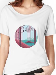 The guardian of the forest Women's Relaxed Fit T-Shirt
