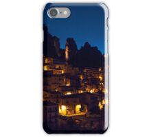 early dawn light, Castelmezzano, Basilicata, Italy iPhone Case/Skin