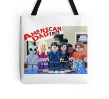 American Dad! Tote Bag