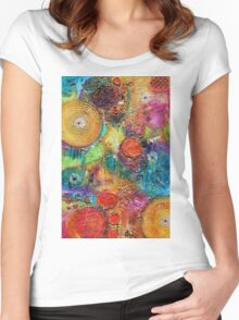 Balloon Factory Women's Fitted Scoop T-Shirt