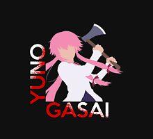 future diary mirai nikki yuno gasai anime manga shirt Unisex T-Shirt