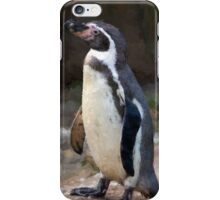 Humboldt Penguin iPhone Case/Skin