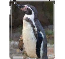 Humboldt Penguin iPad Case/Skin