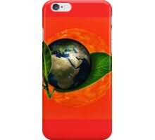 Save the world - the choice is yours!! iPhone Case/Skin
