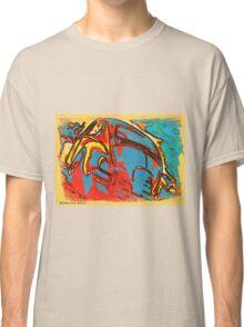 Retro Rat Classic T-Shirt