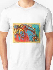 Retro Rat Unisex T-Shirt