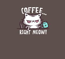coffee cat Unisex T-Shirt