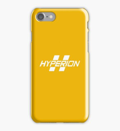 Hyperion (Jack T-Shirts) iPhone Case/Skin