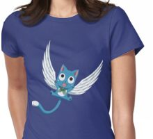 Fly Happy - Fairy Tail Womens Fitted T-Shirt