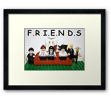 Lego Friends  Framed Print