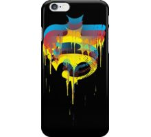 FACE OFF 3D iPhone Case/Skin