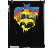 FACE OFF 3D iPad Case/Skin