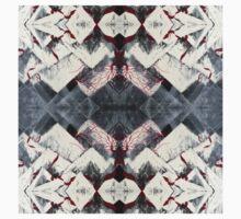 Kaleidoscope Pattern Kids Tee