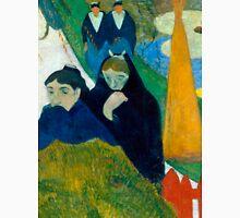 1888 - Gauguin - Arlésiennes (Mistral) Unisex T-Shirt