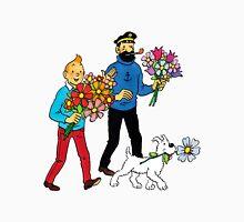 Tintin Haddock Snowy Unisex T-Shirt