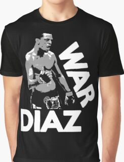 WAR DIAZ Graphic T-Shirt