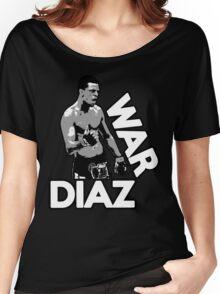 WAR DIAZ Women's Relaxed Fit T-Shirt