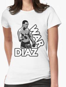 WAR DIAZ Womens Fitted T-Shirt