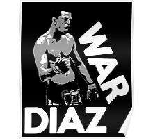 WAR DIAZ Poster