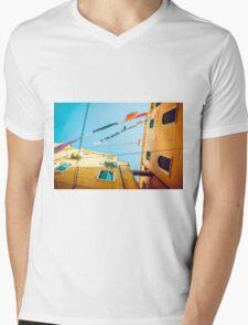 Venice's Architecture Mens V-Neck T-Shirt