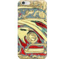 Vintage Seaside Bug iPhone Case/Skin