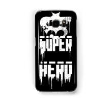 SUPER HERO Samsung Galaxy Case/Skin