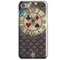 New adventure in Wonderland iPhone Case/Skin