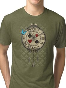 New adventure in Wonderland Tri-blend T-Shirt