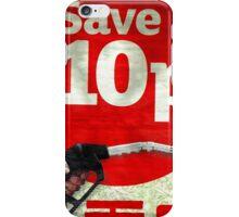Save 10p iPhone Case/Skin