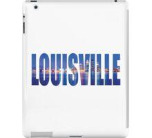 Louisville iPad Case/Skin