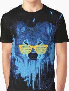 THE DUDE WOLF Graphic T-Shirt