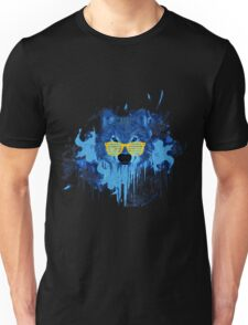 THE DUDE WOLF Unisex T-Shirt